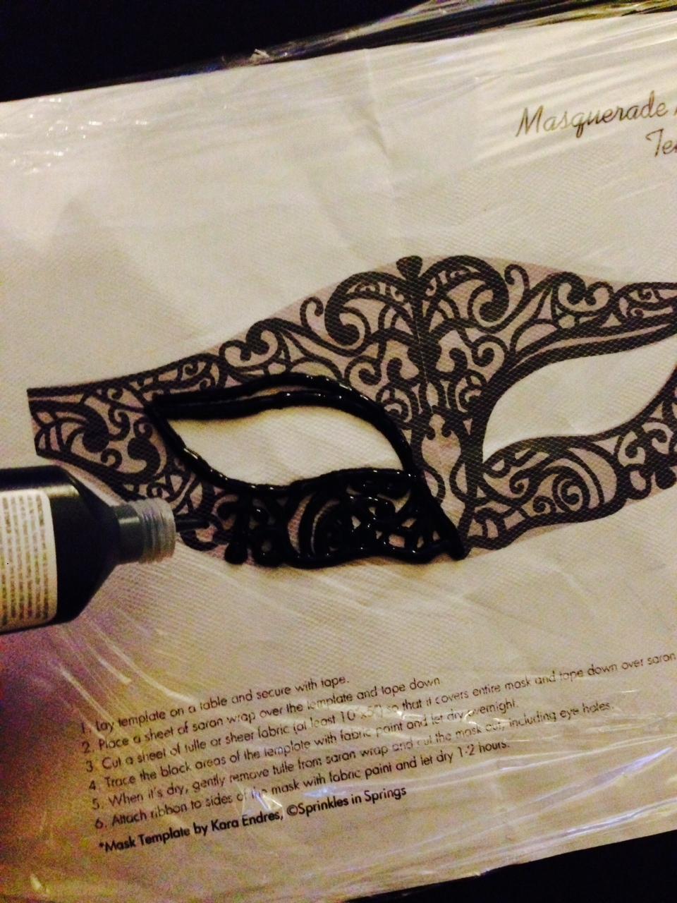 DIY: Venetian Lace Mask | Misonani | Lifestyle, Food & Fitness Blog ...